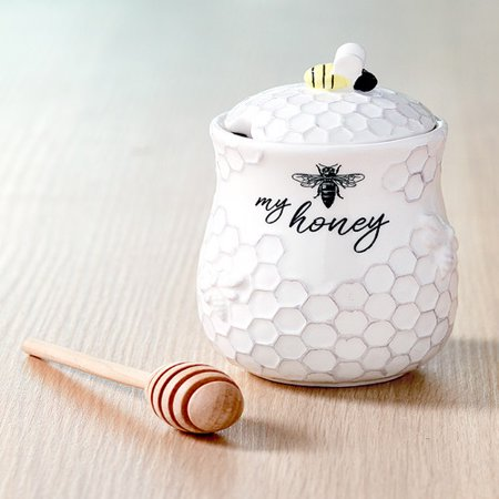 Jar Countertop (Simply Bee Countertop Collection-Honey Jar)