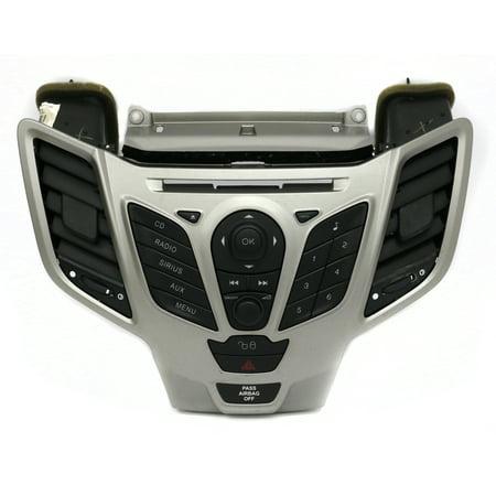 2011 2012 2013 Ford Fiesta OEM Control Panel Module w Bezel Part AE8T-18K811-AA -
