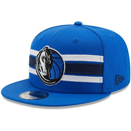 Dallas Mavericks New Era Strike 9FIFTY Snapback Hat - Blue - OSFA