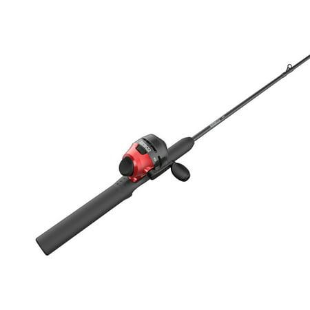 101 Spincast Combo, 2.6:1 Gear Ratio, 5' Length 2pc, 4-8 lb Line Rate, RH thumbnail