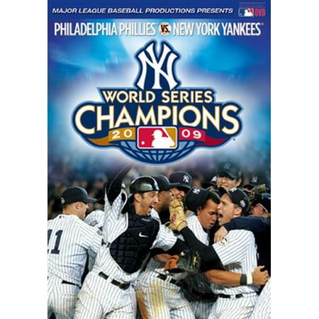 - New York Yankees: 2009 World Series Champions (DVD)