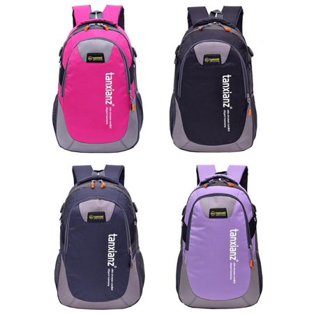Men Women School Travel Bag Backpack Day Pack Laptop Notebook Shoulder