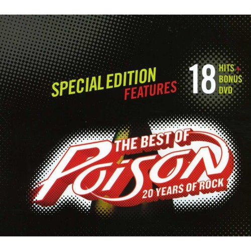 Poison: The Best Of Poison: 20 Years Of Rock (DVD/CD Combo)