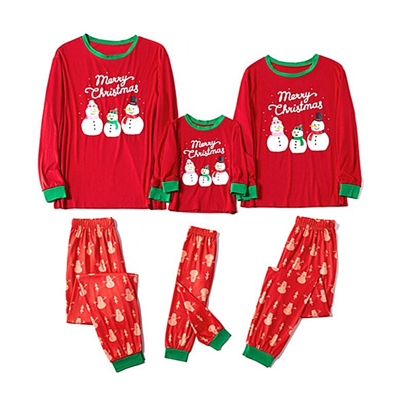 Kids Essentials Baby Boy Girl Christmas Pyjamas Xmas Nightwear Rudolph Snowman