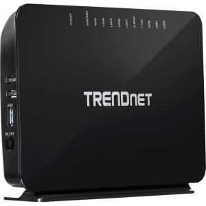 Trendnet TEW-816DRM IEEE 802.11ac ADSL2+ Modem/Wireless R...