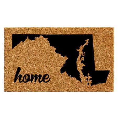Calloway Mills Maryland Outdoor Doormat 18