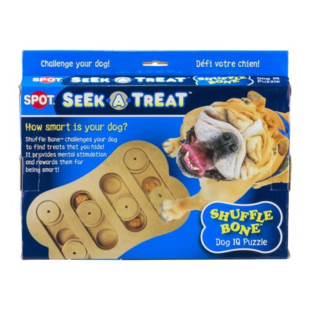 Seek-A-Treat Shuffle Bone, 9.5