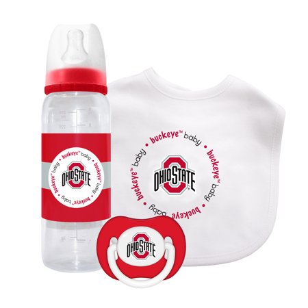 NCAA Ohio State Baby Gift Set
