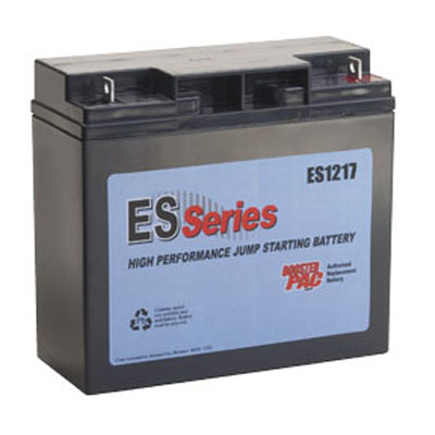 Clore Automotive ES1217 Replacement Battery For ES2500 Battery Jump Starter