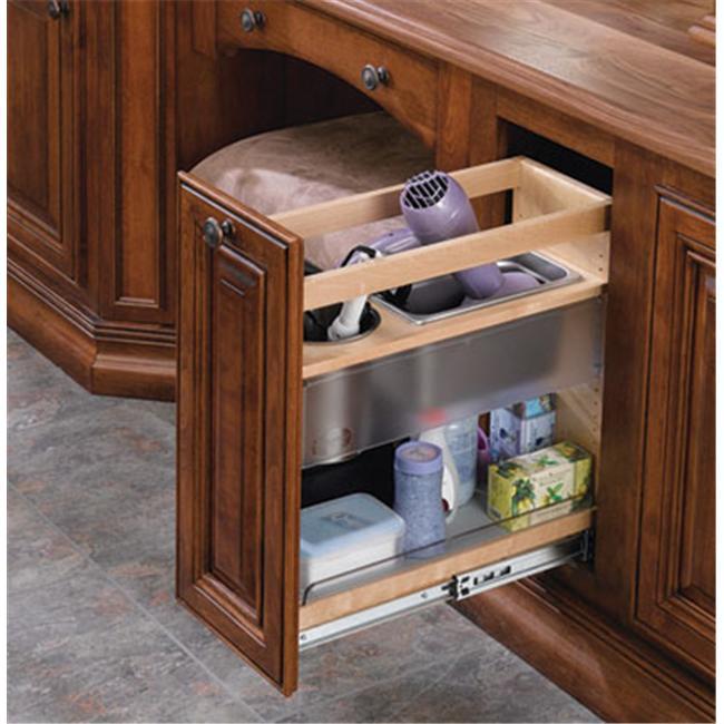 Rev-A-Shelf RS445. VCG20. 8 20. 25 inch H Grooming Organizer