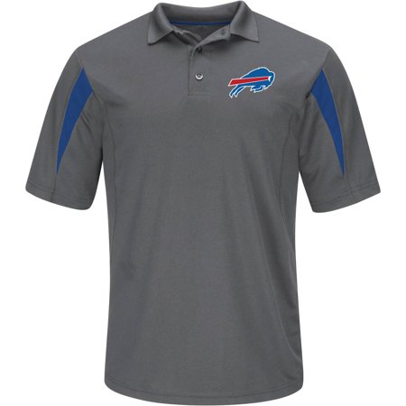 NFL Buffalo Bills Big Men's Basic Polo - Buffalo Nfl
