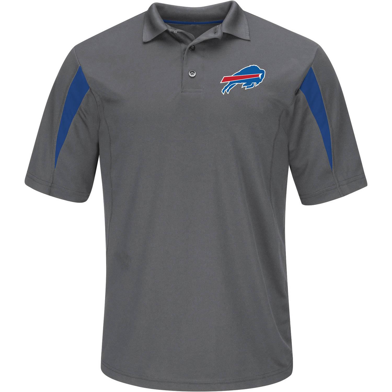 NFL Buffalo Bills Big Men's Basic Polo