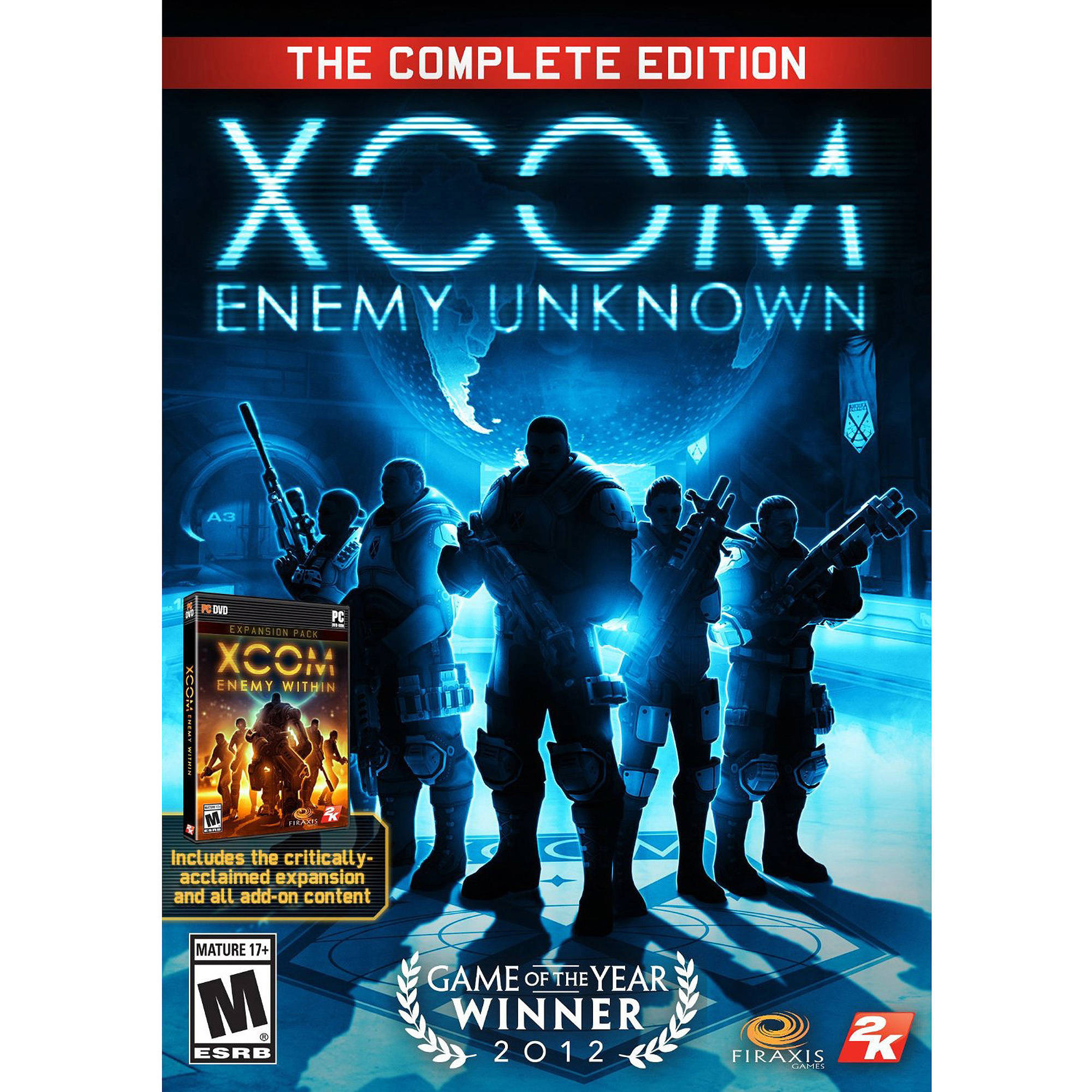 XCOM: Enemy Unknown — The Complete Edition (PC) (Digital Download)