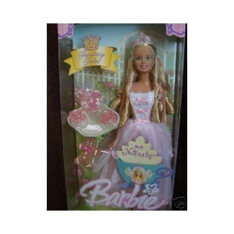 Barbie in the Nutcracker Fantasy Tales Tea Party Doll