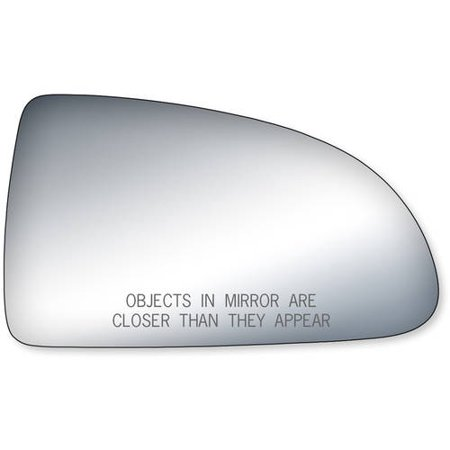 - 90148 - Fit System Passenger Side Mirror Glass, Chevrolet Cobalt Coupe 05-10, Sedan 05-10, Pontiac G5 05-10