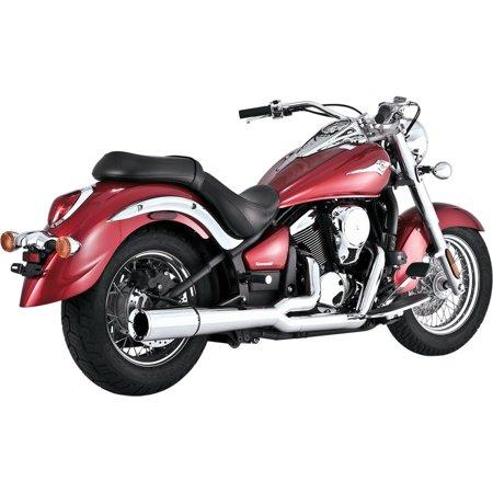 Vance & Hines 25309 Pro Pipe Chrome Exhaust
