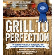 Grill to Perfection - eBook