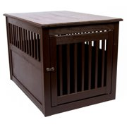 Dynamic Accents Large End Table Pet Crate