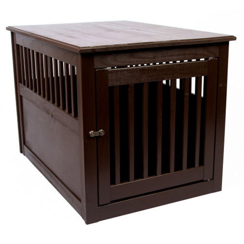 Dynamic Accents End Table Pet Crate Walmart