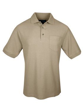 aa42fd0cfddd51 Product Image Tri-Mountain Signature 169 cotton pocketed golf shirt