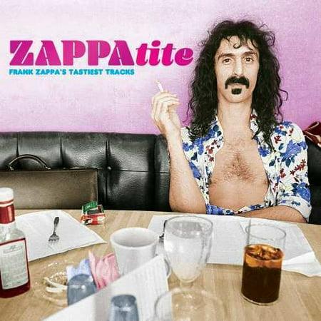 ZAPPAtite - Frank Zappa's Tastiest Tracks (CD)](Frank Zappa Halloween Live)