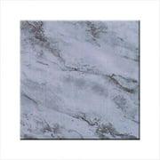 McGowan TT00096 Tuftop Tempered Glass Marble Design Trivet- Trivet