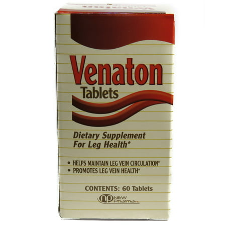 Venaton Tablets Dietary Supplement For Leg Health - 60