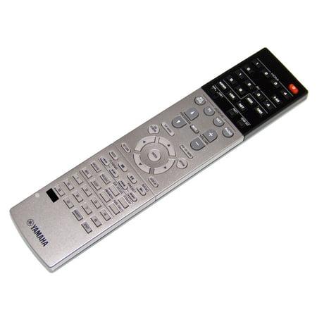 OEM Yamaha Remote Control Originally Shipped With: HTR6068, HTR-6068, RXA750, RX-A750, RXV679, RX-V679