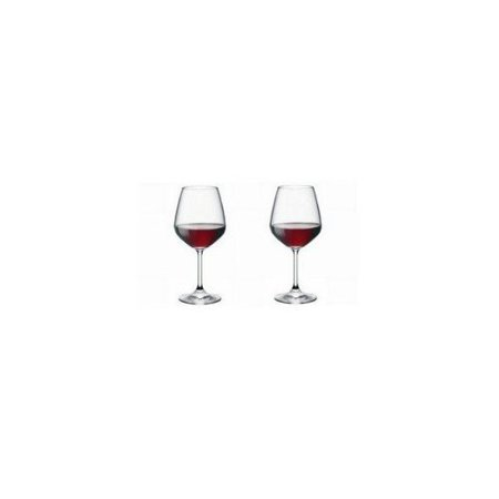 Bormioli Rocco Restaurant Wine Glasses, Set of 2