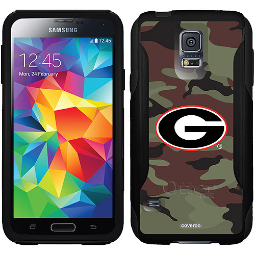 Georgia Camo Design on OtterBox Commuter Series Case for Samsung Galaxy S5