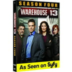 Warehouse 13: Season Four (Anamorphic Widescreen)