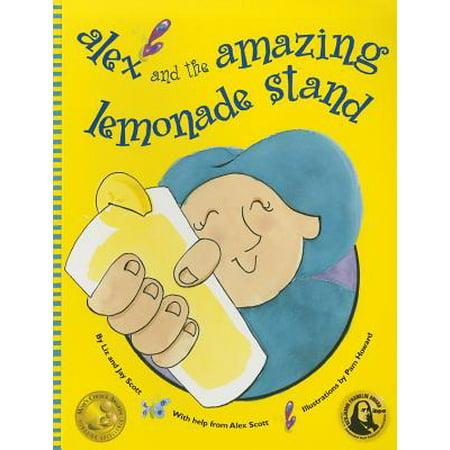 Lemonade Stand Supplies (Alex and the Amazing Lemonade)