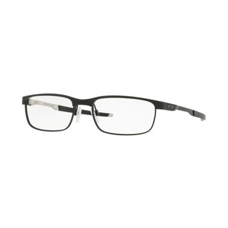 489a25ecae6 OAKLEY Eyeglasses STEEL PLATE (OX3222-0354) Powder Midnight 54MM -  Walmart.com