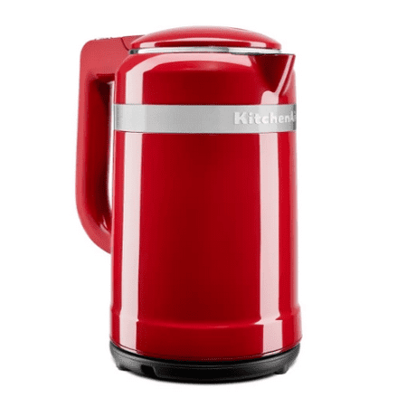 KitchenAid KEK1565DG 1.5 Liter Electric Kettle with Dual Wall Insulation, Empire