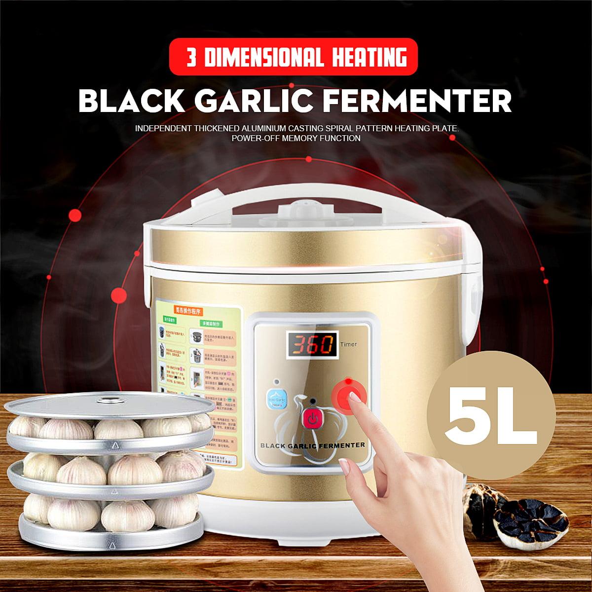 12-15 Days Automatic Garlic Fermenter Ferment Box Black Garlic Maker Machine 5L