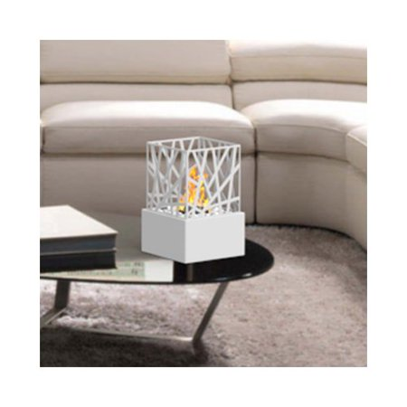 Regal Flame Bruno Ventless Portable Bio Ethanol Tabletop Fireplace