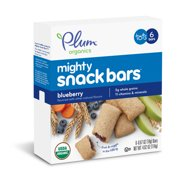 Plum Organics Mighty Snack Bars, Choose Your Flavor and Pickup Today