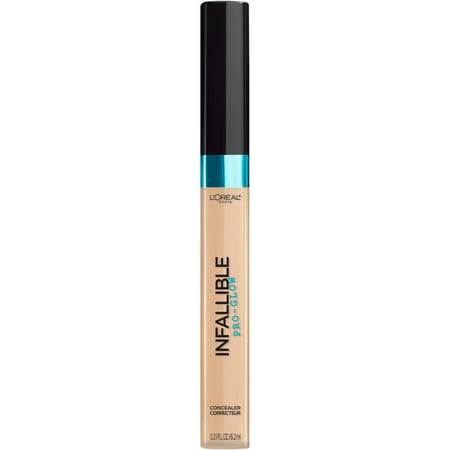 - L'Oreal Paris Infallible Pro Glow Concealer, 01 Classic Ivory