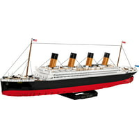 COBI Historical Collection R.M.S. Titanic, Limited Edition, Scale 1:300 (2840 pieces)