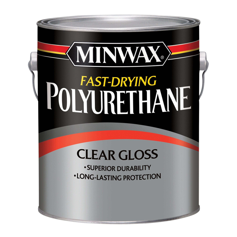 Minwax Fast-Drying Polyurethane, 1 gallon, Gloss