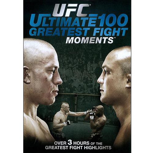 UFC: Ultimate 100 Greatest Fight Moments (Widescreen)