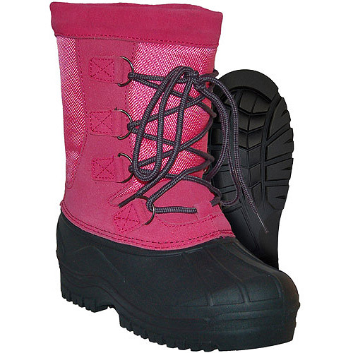 Girl's Berry Winter Boot With  200g Ther