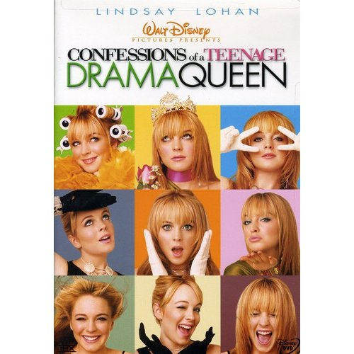 Confessions Of A Teenage Drama Queen (Widescreen, Full Frame) by DISNEY/BUENA VISTA HOME VIDEO