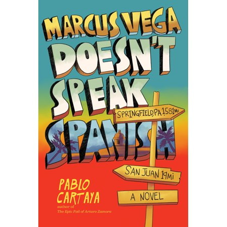 Marcus Vega Doesn't Speak Spanish (Hardcover) - Minions Speak Spanish
