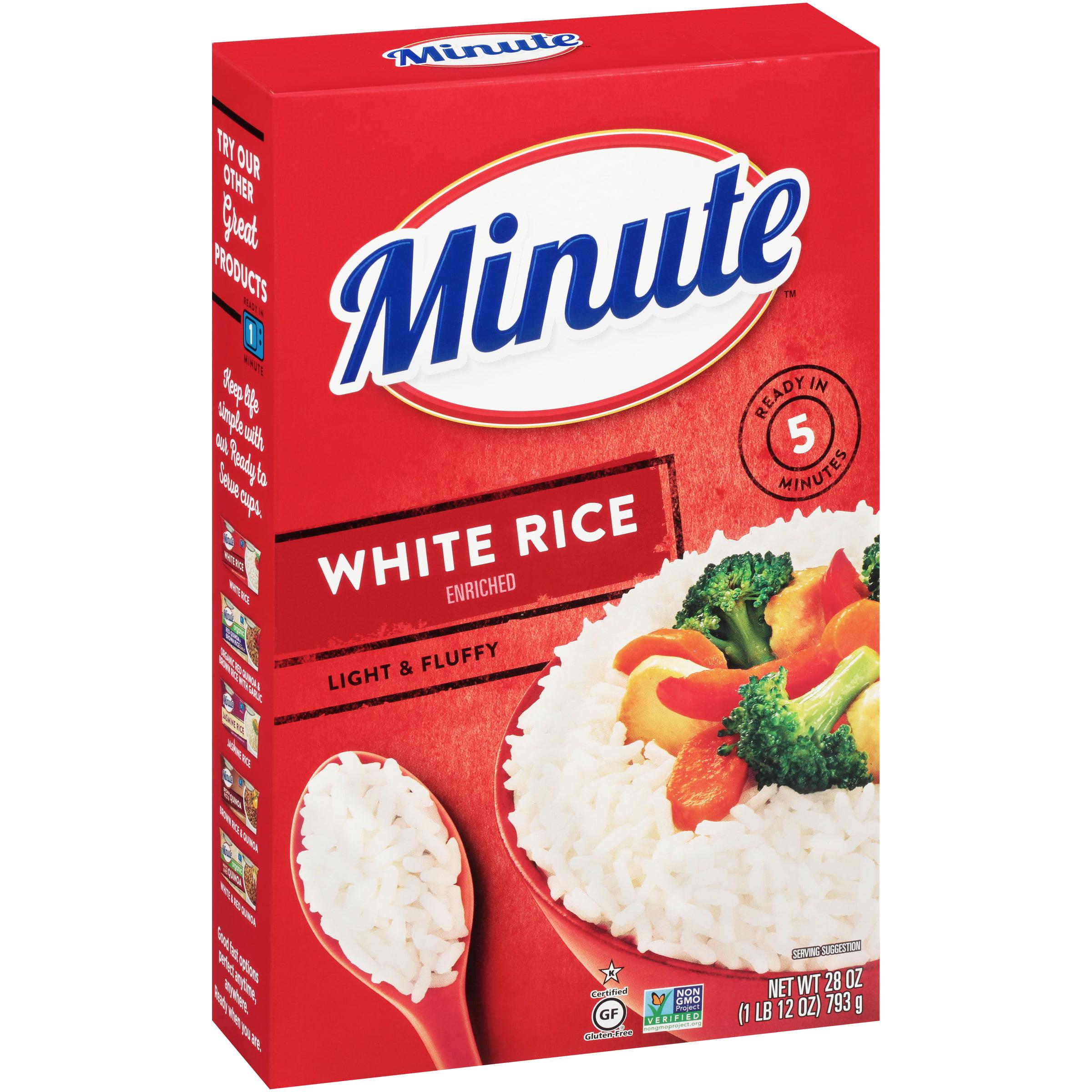 Minute® White Rice 28 oz. Box