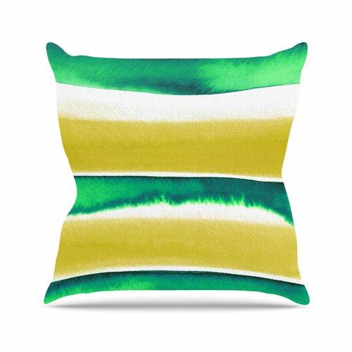 East Urban Home Ebi Emporium Summer Vibes 3 Outdoor Throw Pillow