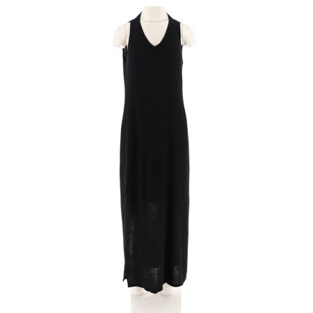 Peace Love World Drape Back Slub Knit Maxi Dress A290292