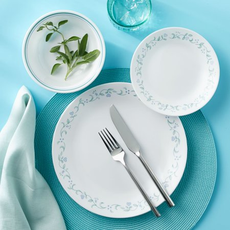 Corelle Livingware Country Cottage 16-Piece Dinnerware