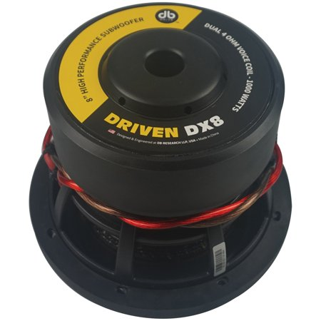 DRIVEN by DB Drive DX8 DX8 8