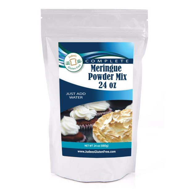 Judee's Gluten Free Meringue Powder Mix, 24 oz